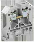 Зажим наборный ЗНИ-10мм2 (JXB70А) серый ИЭК