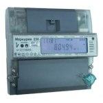 Счетчик переменного тока Меркурий 236 ART-01 электронный