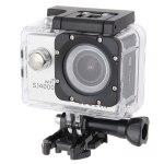 Экшн-камера SJCAM SJ4000 WiFi, цвет серебро