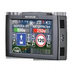 Видеорегистратор автомобильный Intego Magnum 2.0+радар детектор (GPS-база данных)