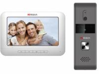 Комплект видеодомофона Hiwatch DS-D100K (монитор+панель)