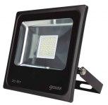 Прожектор светодиодный Gauss LED 20W IP65 6500K черный