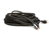 Межблочный кабель Pride RCA Sapphire, 2RCA шт + 2RCA шт, длина 5м