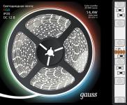 Светодиодная лента RGB 5050/60 14.4W 12V DC Gauss