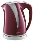 Электрочайник Galaxy GL 0204, 2200 Вт, 2 л