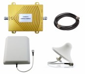 GSM репитер Орбита RD-123 GSM/DCS 900/1800 МГц (репитер, 2 антенны, кабель)