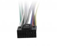 Разъем Carav 15-003 для автомагнитолы Kenwood DPX-, KDC-, WF-, KMD-, KRC-, PSR-, Z-серии