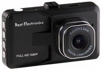 Видеорегистратор автомобильный Best Electronics 410, 2 камеры