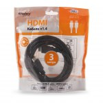 Шнур HDMI А вилка - HDMI А вилка, длина 3 м
