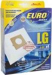Мешок для пылесоса (пылесборник) LG, 4шт., синтетические, многослойные EUROCLEAN  E-07/4