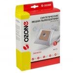 Мешок для пылесоса (пылесборник) синтетический DAEWOO  OZONE micron M-15, 5 шт.