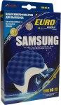 Набор микрофильтров для пылесоса Samsung, 2 шт., многоразовый EUROCLEAN EUR-HS13