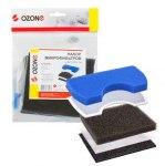 Набор губчатых микрофильтров для пылесосов OZONE HS-09
