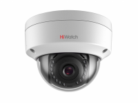 IP камера HiWatch DS-i102 (4мм), 1Мп, купольная