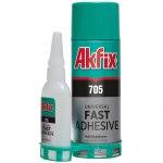Набор для склеивания AKFIX 705 МДФ, 200мл, блистер