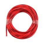 Оплетка Урал WP-DB4GA Red, тип змеиная кожа, 10м