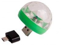 Светильник портативный светодиодный, USB BM1118