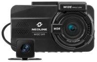 Видеорегистратор автомобильный Neoline Wide S49, 2 камеры, Full HD
