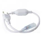 Шнур питания для LED ленты 220В 3528 (для ленты 60 диодов)