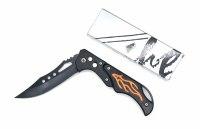Нож Патриот НТ-130 с клипсой (9/23см)