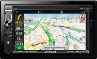 Автомагнитола Skylor AVH-6965 2DIN, мультиколор, NAVI, SUNPLAS, GPS, BT, TV