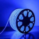 Светодиодная лента 2835-60-6-220-IP67-G катушка 50м+ шнур питания