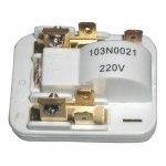 Пусковое реле компрессора аналог SECOP
