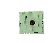 Переключатель режимов конфорки эл.плиты EGO 13A, 230V, шток 23mm, 8 контактов 50.57021.010