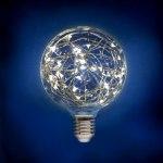 Лампа - гирлянда белая 2700К Е27
