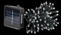 Гирлянда на солнечной батарее ФАЗА SLR-G01 (тепл. белый)