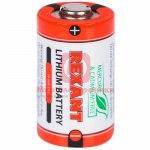 Батарейка REXANT CR2 1 шт блистер