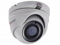 Видеокамера HiWatch DS-T503P (2,8мм), 5Мп, HD-TVI, купольная