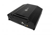 Видеорегистратор автомобильный MDR 8204, 4х канальный, для автошкол