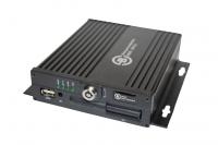 Комплект автомобильный MDR 209X, 4 канала, для автошкол, в комплекте - видеорегистратор, видеокамеры