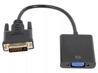 Конвертер DVI-D в VGA Cablexpert