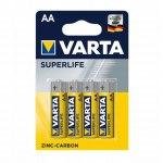 Батарейка Varta 2006.101.414 SuperLife  R6 BL4