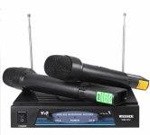 Микрофон вокальный WM-03V, беспроводной, набор