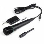 Микрофон вокальный WM-308, беспроводной