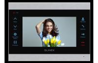 Монитор Slinex SL-07M, для видеодомофона, дисплей 7, цвет серебисто-черный