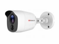 Видеокамера HiWatch DS-T510 (2,8мм), 5Мп, HD-TVI, уличная