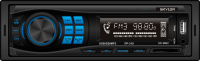Автомагнитола Skylor FP-310, синяя  подсветка, несъемная панель