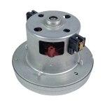 Двигатель пылесоса универсальный 1400W H=106mm Ø=138mm VAC046UN аналог LG, Electrolux