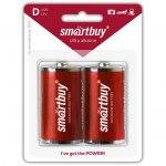 Батарейка SmartBuy LR20 BL2