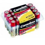 Батарейка Camelion Plus Alkaline LR6 БОКС24