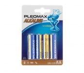 Батарейка Pleomax Economy LR03 BL4