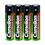 Батарейка Camelion HEAVY DUTY Green R03 4S