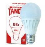 Лампа светодиодная Tango  A55 10W E27 4000K