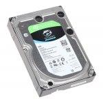 Жесткий диск Seagate Skyhawk ST8000VX0022, 8Тб, HDD, SATA III, для видеонаблюдения