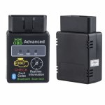 Адаптер OBD Орбита TS-CAA40, OBDII, ELM327 HH OBD Advanced, v2.1